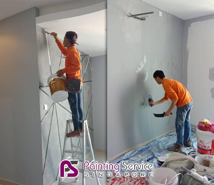 Painting Service In Jalan Hajijah