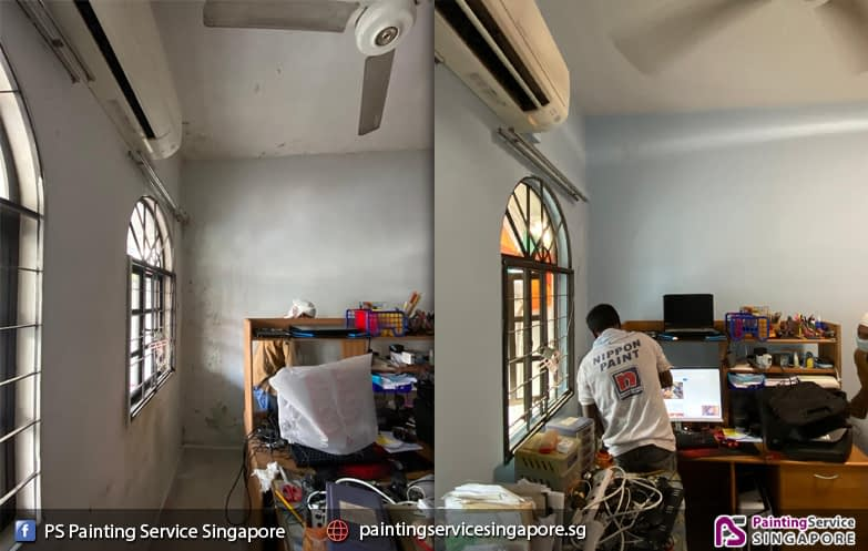 painting house cost