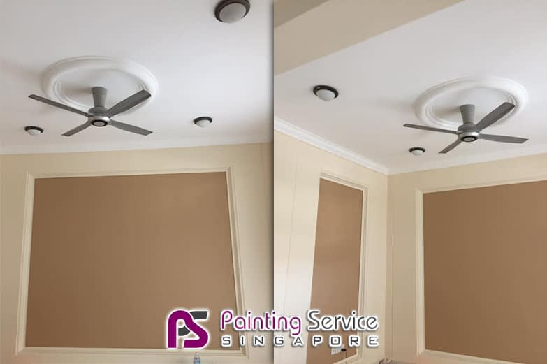 Painting Service In Hindhede Walk