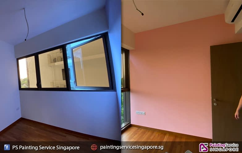 Painting Service In Jalan Bukit Ho Swee