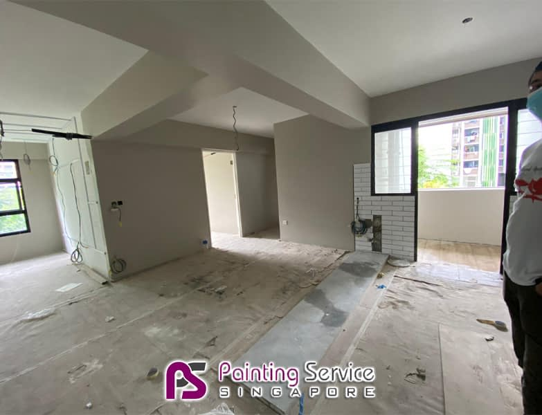Painting Service In Devonshire Residences