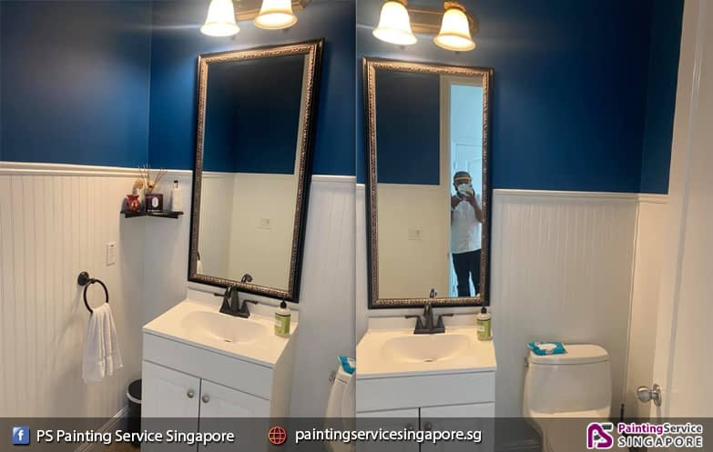 Painting Service In Ghim Moh Link   📍PS Painting Service Singapore – Condo , HDB , House & Room