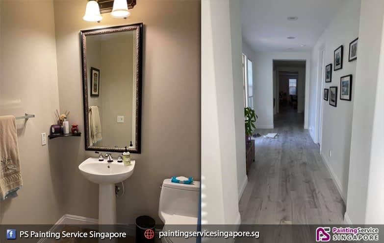 Painting Service In Queen Close    📍PS Painting Service Singapore – Condo , HDB , House & Room