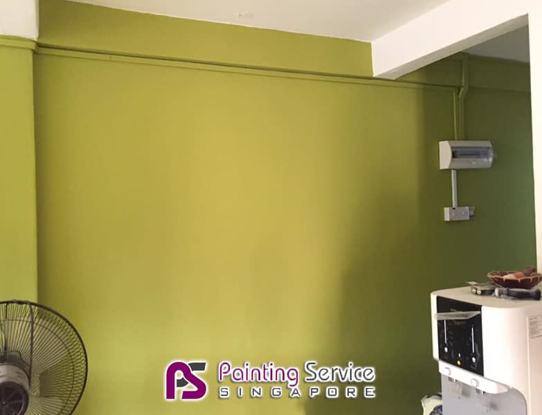wall painting contractor