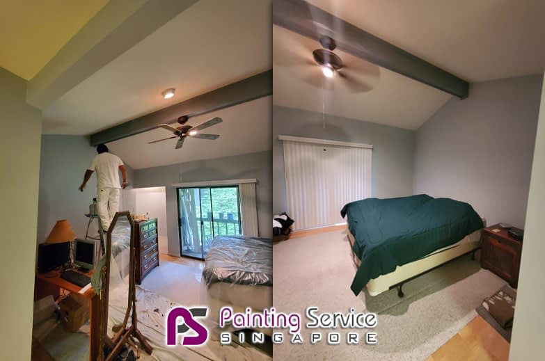 Painting Service In Pending Road