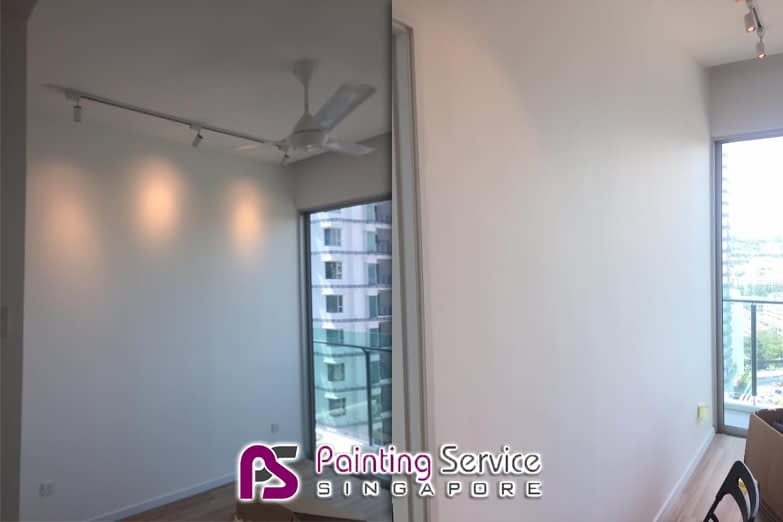 Painting Service In Wellington Circles
