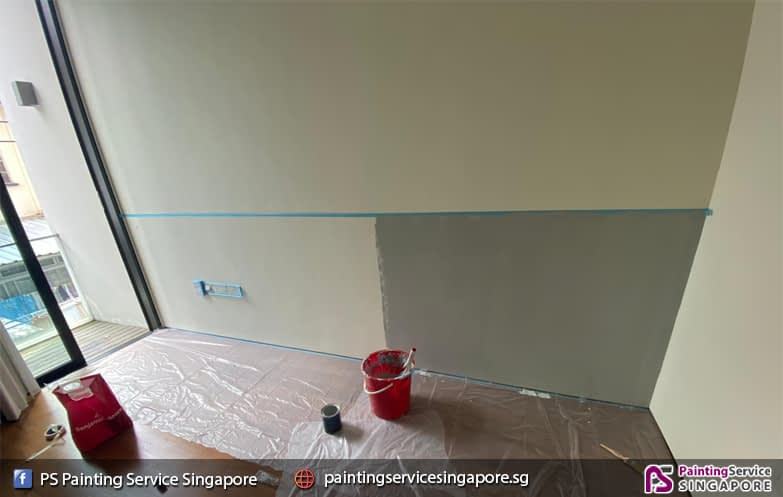 painting for hdb living room