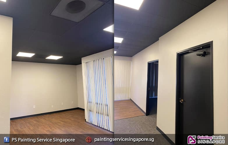 Painting Service In Woodlands Ave   📍PS Painting Service Singapore – Condo , HDB , House & Room