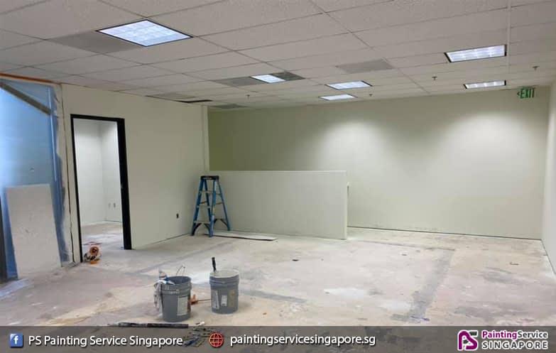 Painting Service In Queens Town  📍PS Painting Service Singapore – Condo , HDB , House & Room