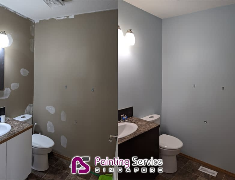 Painting Service In KAP Residences