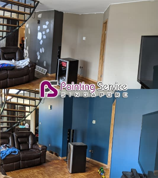 Painting Service In Tyrwhitt Road