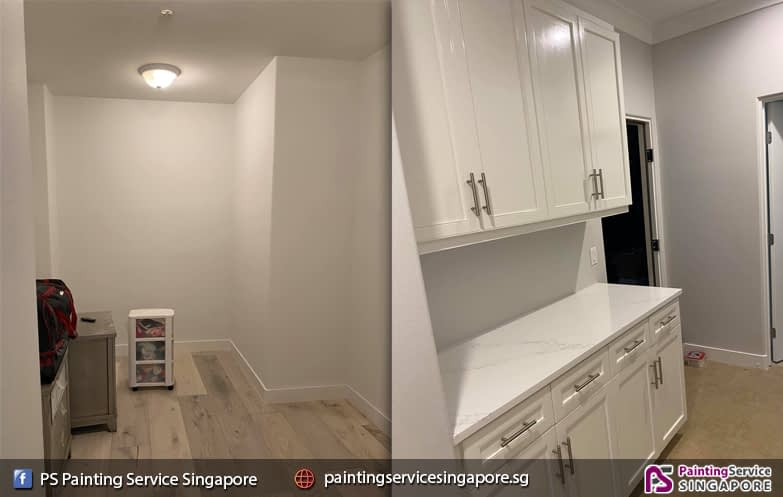 Painting Service In Sembawang Crescent   📍PS Painting Service Singapore – Condo , HDB , House & Room